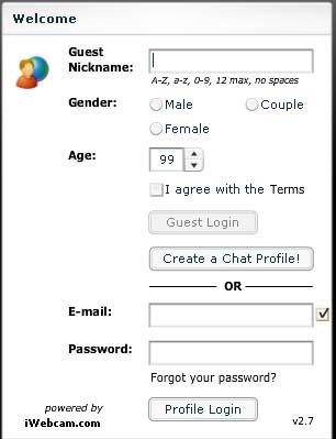 Registrasi tanpa chat online Dhaptar: 20