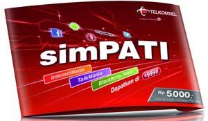 Promo Internet Gratis simPATI 500mb