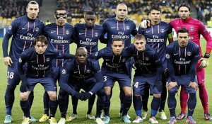 PSG Juara Ligue 1 Prancis