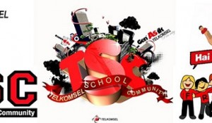 Daftar Telkomsel School Community