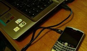 Cara Setting Blackberry Menjadi Modem