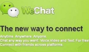 Daftar WeChat via HP & Akun Facebook