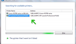 Cara Sharing Printer di Windows 7