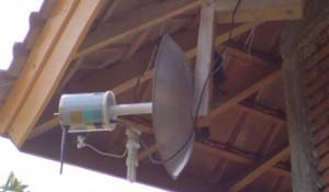 Internet Gratis Dengan Antena Kaleng