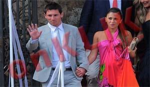 Messi Nantikan Kelahiran Anak Pertama