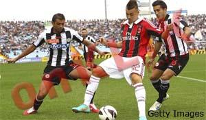 Udinese VS Ac Milan (2-1)