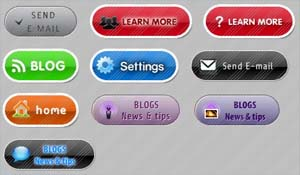Membuat Button Rollover Dengan CSS