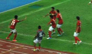 Indonesia VS Singapura (1-0)