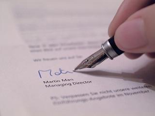 Surat Lamaran Kerja Bahasa Inggris
