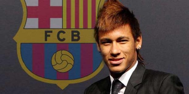Neymar Resmi Merapat Ke Barcelona