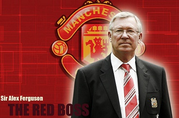 Sir Alex Ferguson Mundur