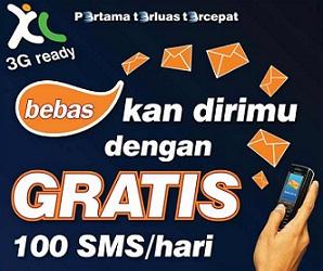 Paket SMS Murah XL
