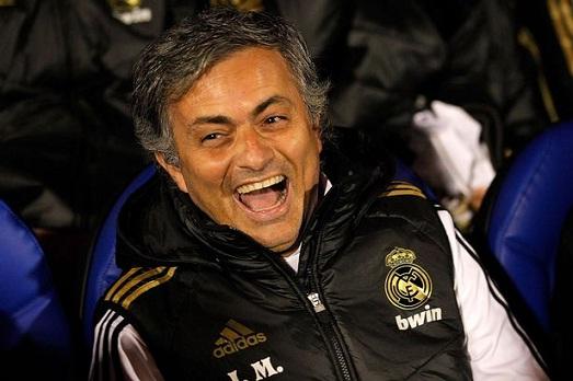 Mourinho Beri Selamat Pada Barcelona
