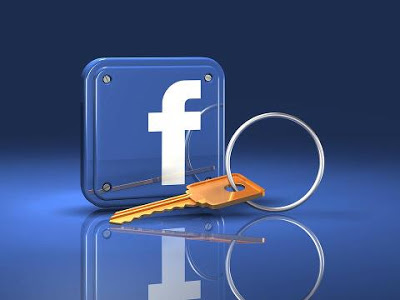 Membuat Security Facebook Via Ponsel