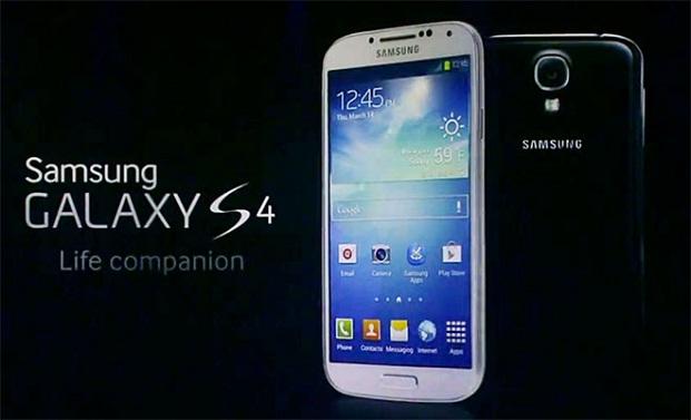 Samsung S4 Tembus 6 Juta Penjualan