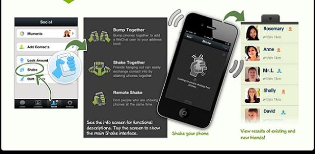 Cara Menggunakan WeChat